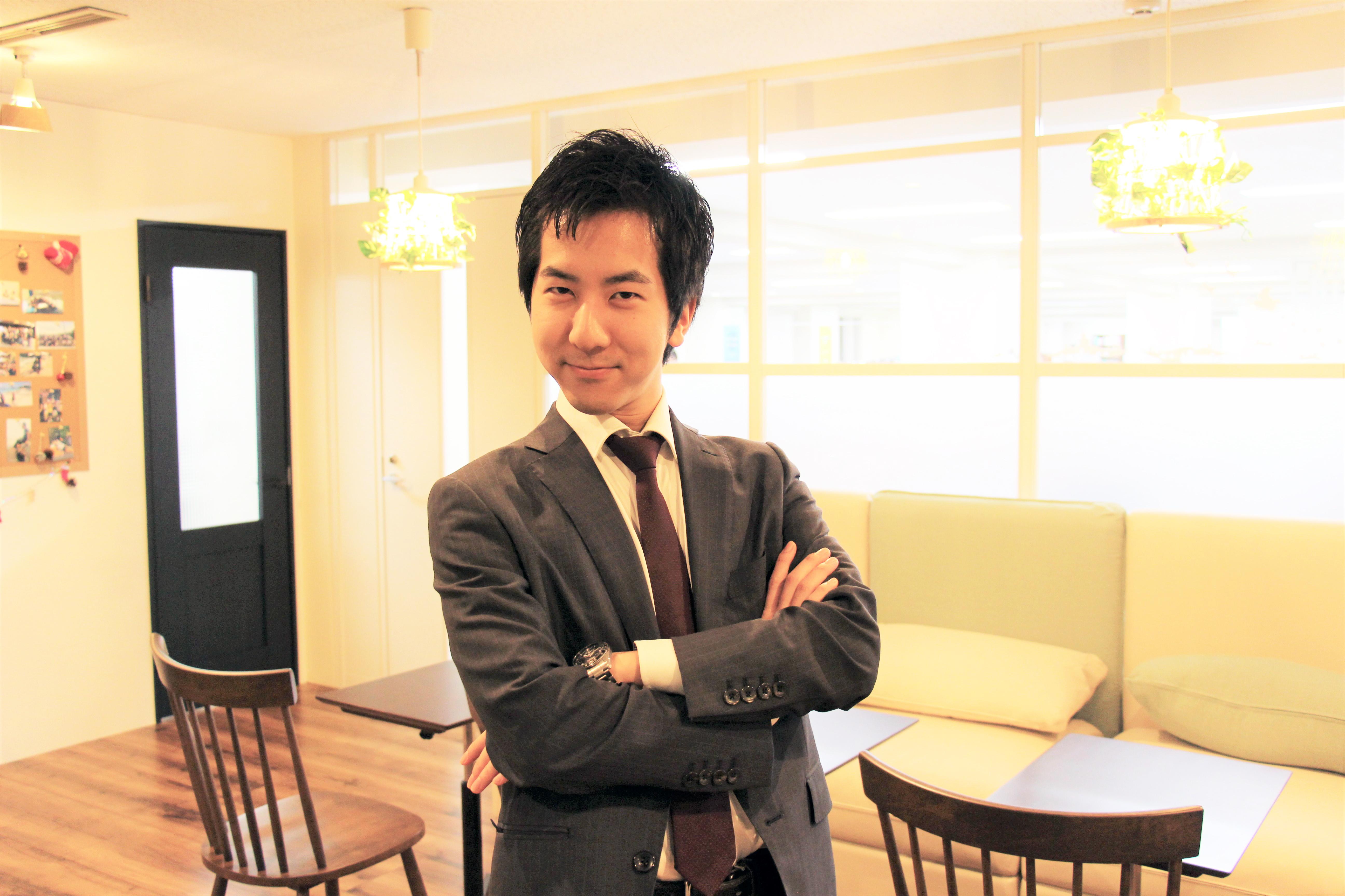 インタビュー:会計税務部SS浦崎・人として税理士として魅力的な存在へ