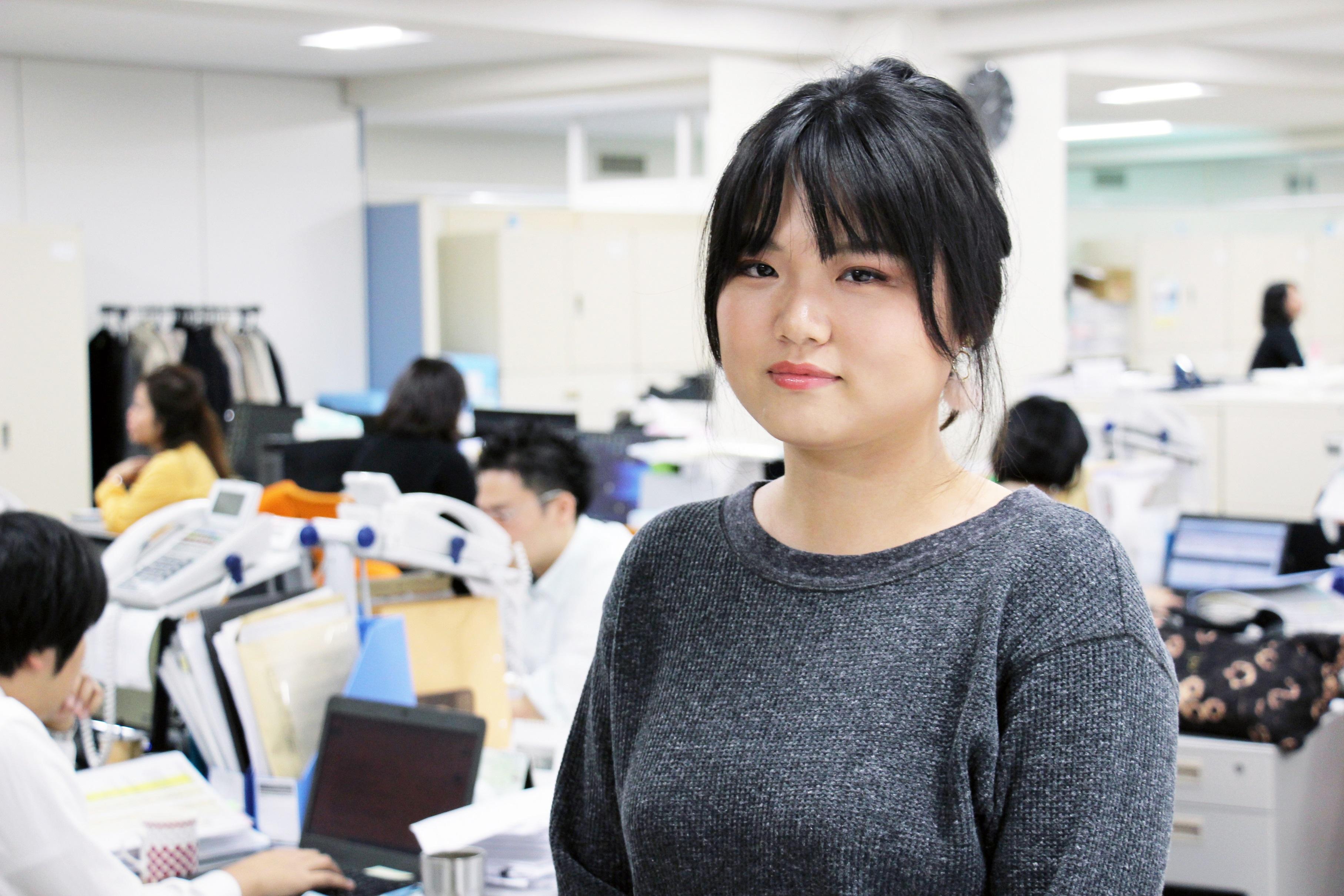 インタビュー:法務部SS王・日本に来たい外国人の手助けを