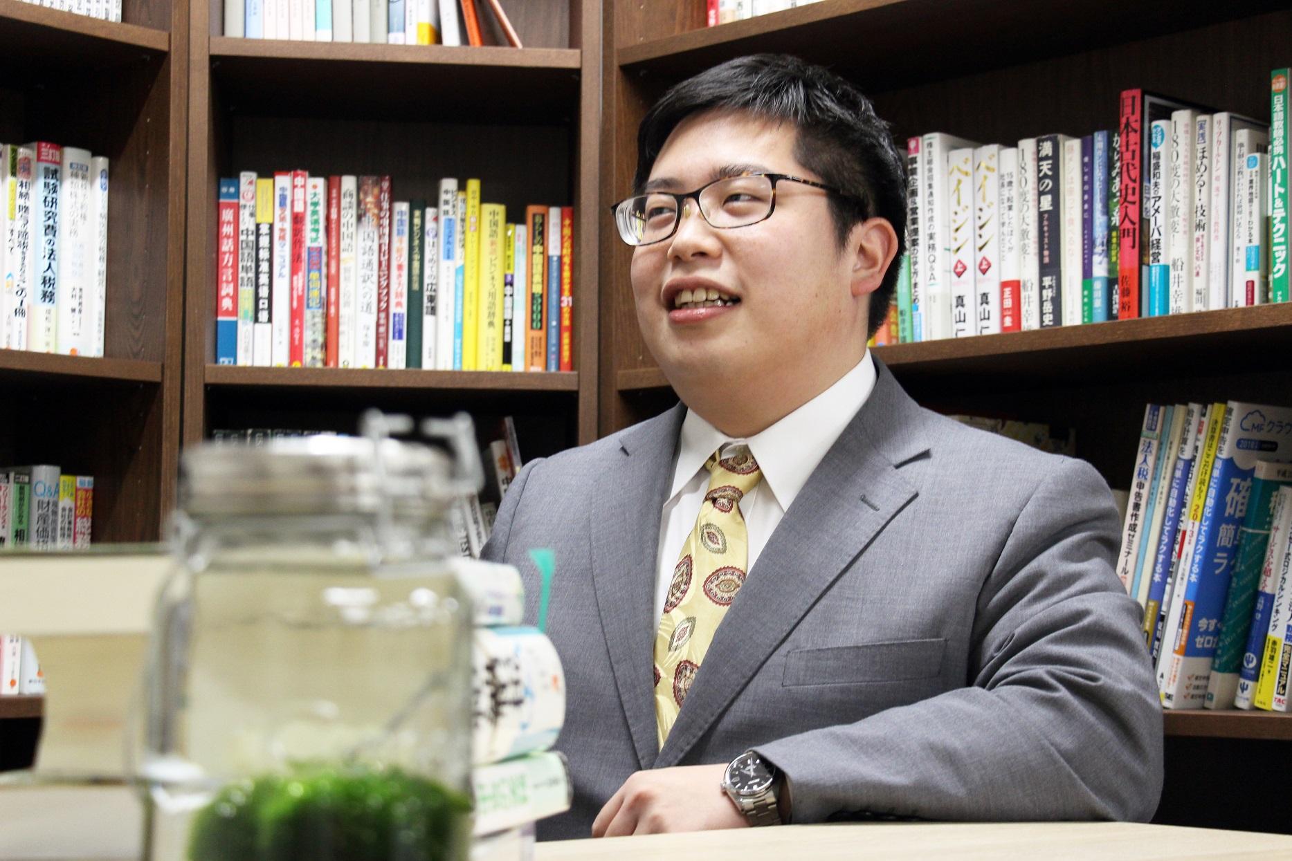 インタビュー:会計税務部SS宮坂・会社の成長の一端を担えることが一番のやりがい