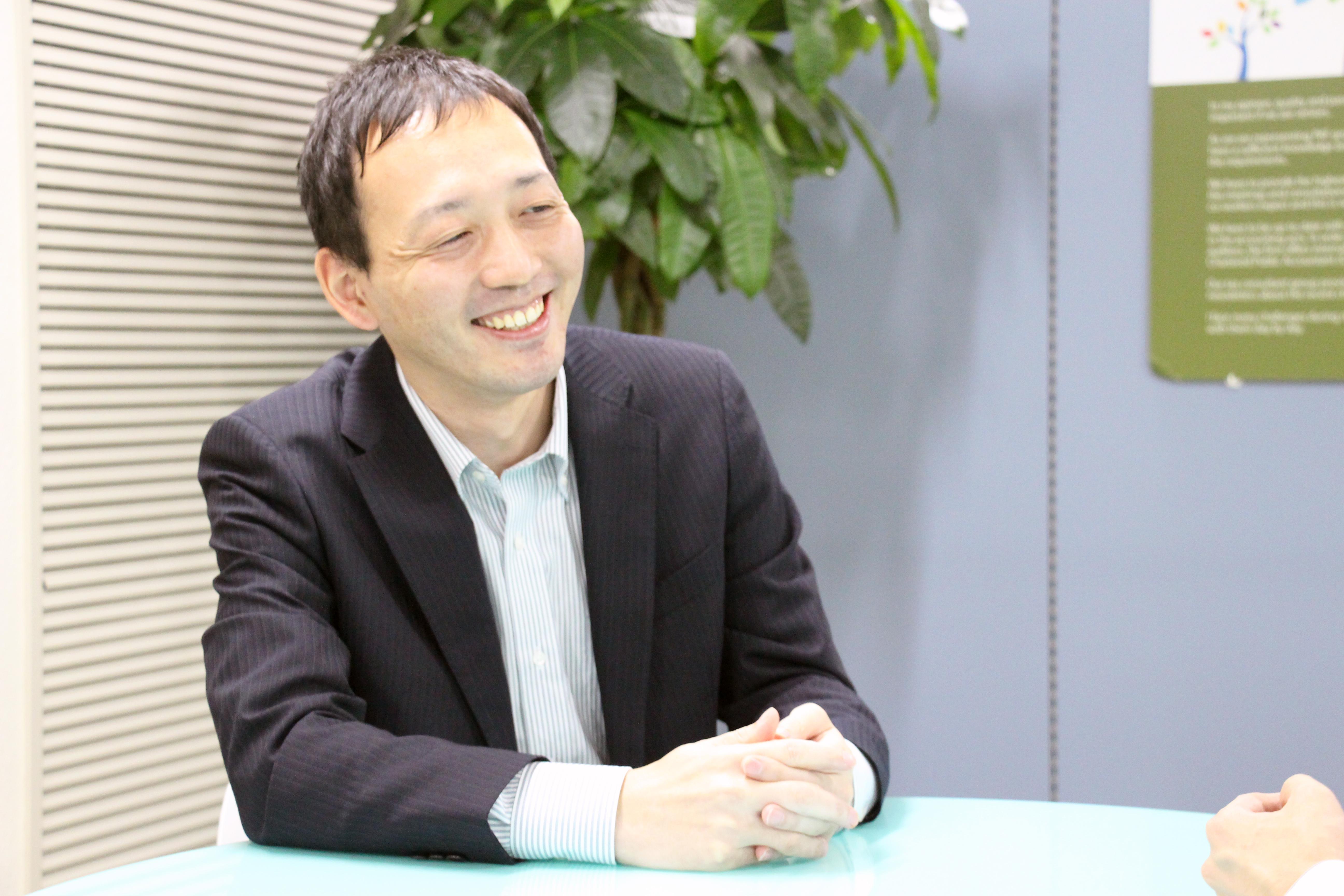 インタビュー:法務部AM宮崎・分野に限定されずに活躍できる