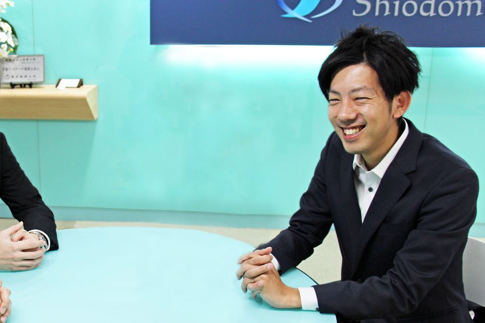インタビュー:会計税務部AM藤井・成長できるならなんでも吸収しよう