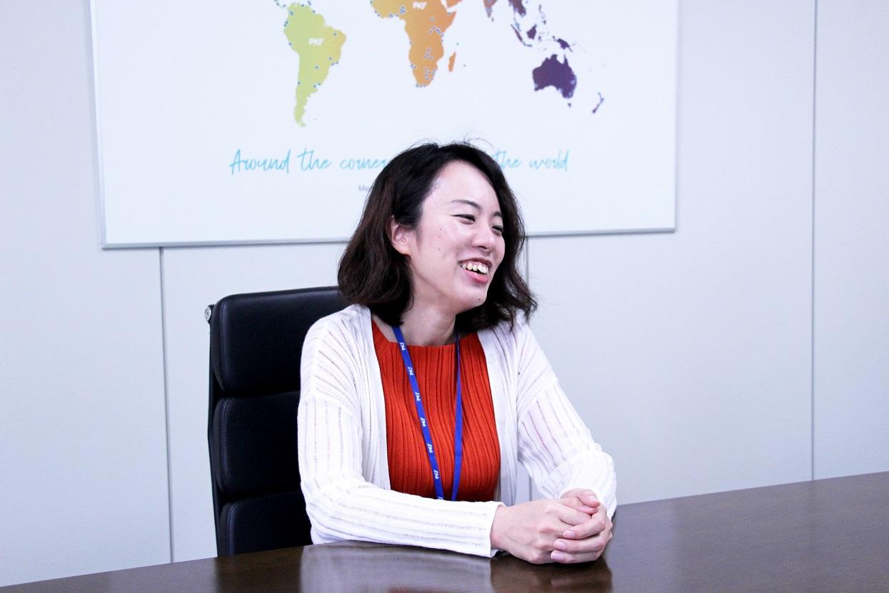 インタビュー:会計税務部AM佐藤・知識の蓄積スピードが格段に上がる環境