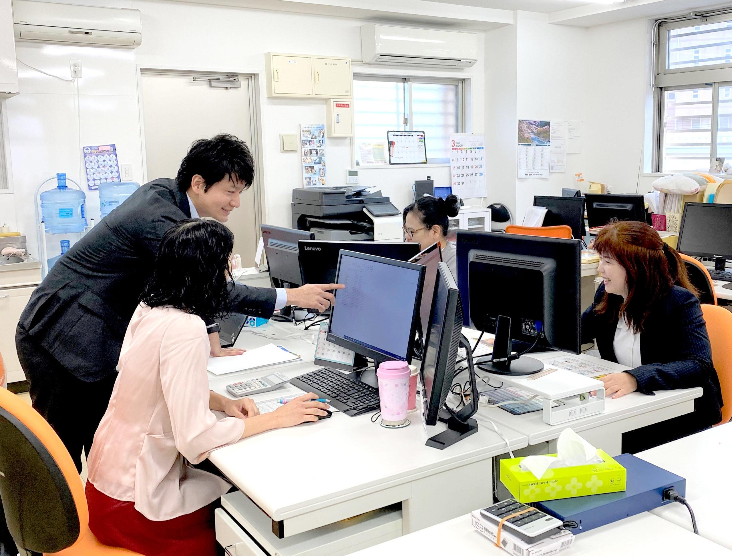 社労士補助業務(給与計算社保手続き等)スタッフ